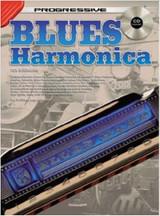 Progressive Blues Harmonica (Book)