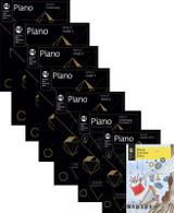 Ameb Piano Teachers Pack Series 17 Level 1 Prel 4