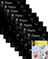 Ameb Piano Teachers Pack Series 17 Level 2 Gr 5 8