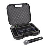 Soundart Spll 200 Deluxe Twin Channel Wireless Microphone Set
