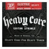 Dunlop - Heavy Core 6 String Electric Guitar String Set