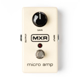 Mxr Micro Amp Guitar Effect Pedal
