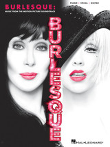 Burlesque Selections From The Movie Pvg Sheet Music Book