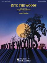Into The Woods Selections Vocal Sel Pv Revised Sheet Music Book