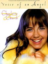 Voice Of An Angel Pvg Charlotte Church Sheet Music Book