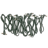 Carson Powerplay - Dc Guitar Effects Power Cable - 10 Pack.