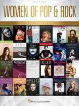 Women Of Pop & Rock - 2nd Edition Sheet Music Book