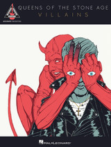 Queens Of The Stone Age - Villains Sheet Music Book
