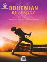 Bohemian Rhapsody Motion Picture Soundtrack Guitar Tab Print Music Book Gtr Tab