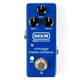 Mxr Vintage Bass Octave Bass Guitar Effects Pedal