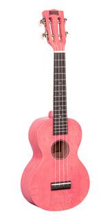Concert Ukulele Island Series Mahalo Coral Pink