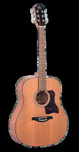 Guitar Gilman - 60 series. Dreadnought. Natural Satin