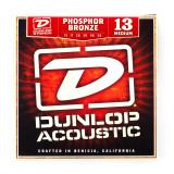 Box Of 12 Dunlop Acoustic Guitar Strings 13/56