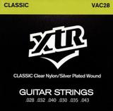 Xtr Classical Guitar Strings (Plain End) 28 - 43