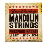 Dunlop Mandolin Strings .010 .034 (Light)