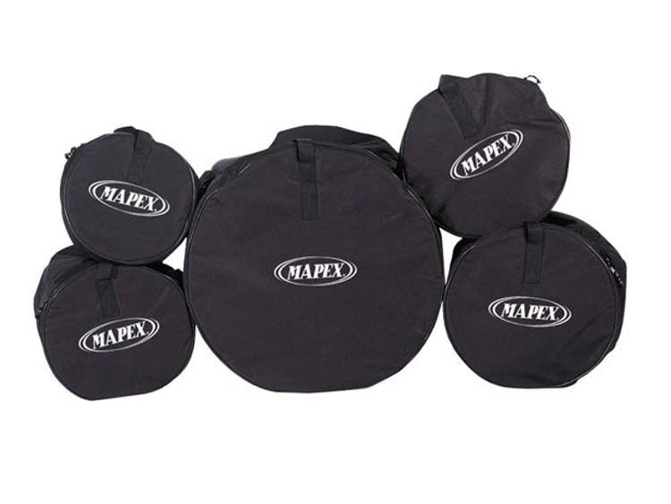 Mapex Drum Bags 5225 Fusion 10 / 12 / 14 / 14 / 22