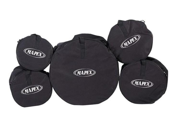 Mapex Drum Bags Fusion 20  10 / 12 / 14 / 14 / 20