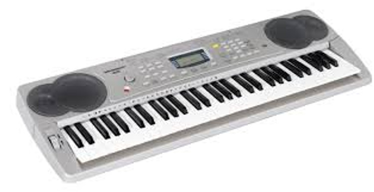 61 note portable Hemingway keyboard