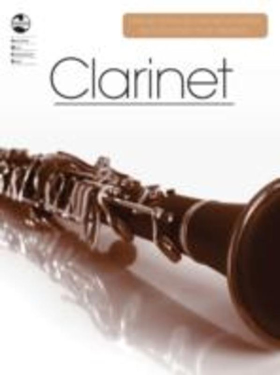 CLARINET ORCHESTRAL AND CHAMBER EXCERPTS 2008