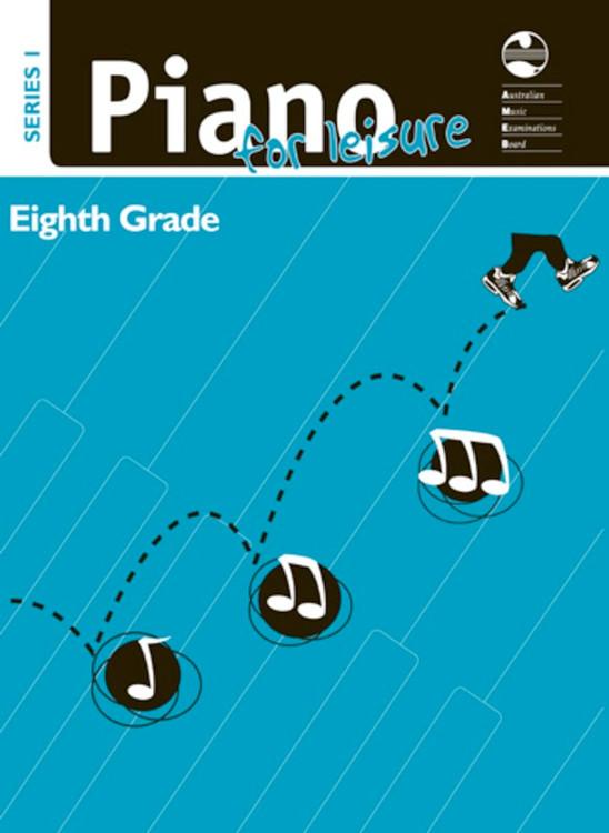 AMEB PIANO FOR LEISURE GRADE 8 SERIES 1