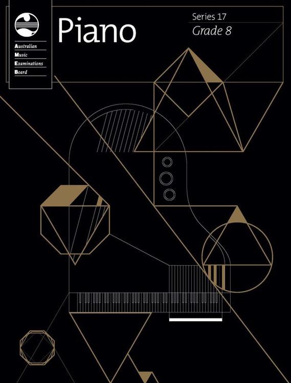 AMEB PIANO GRADE 8 SERIES 17