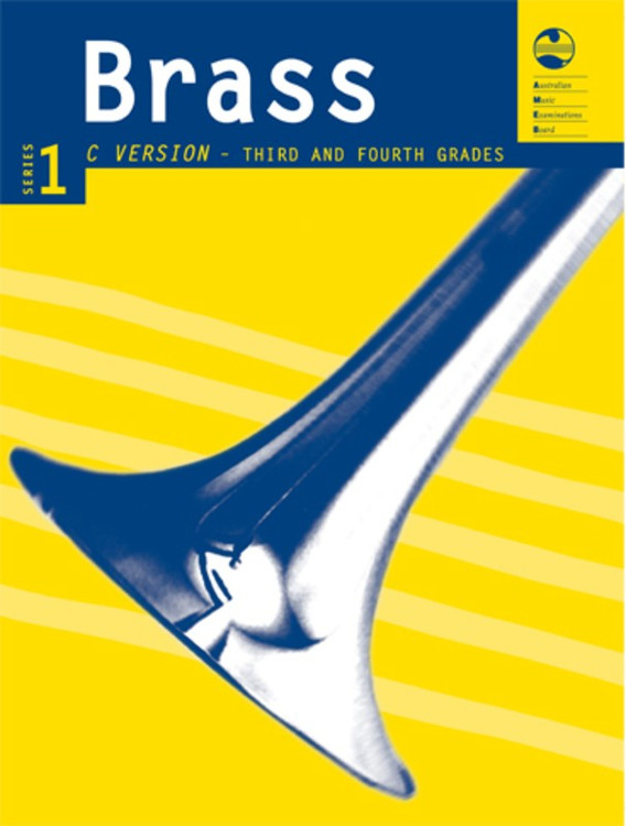 BRASS C GRADE 3 & 4 AMEB