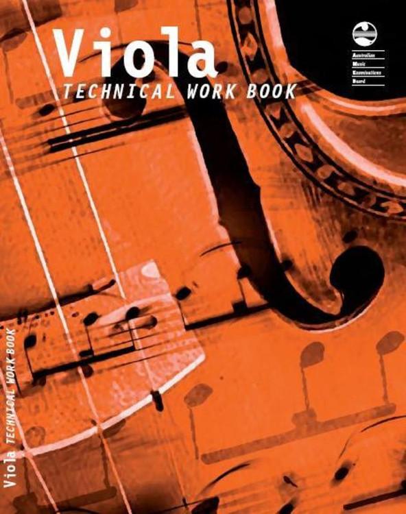 VIOLA TECHNICAL WORKBOOK AMEB 2007