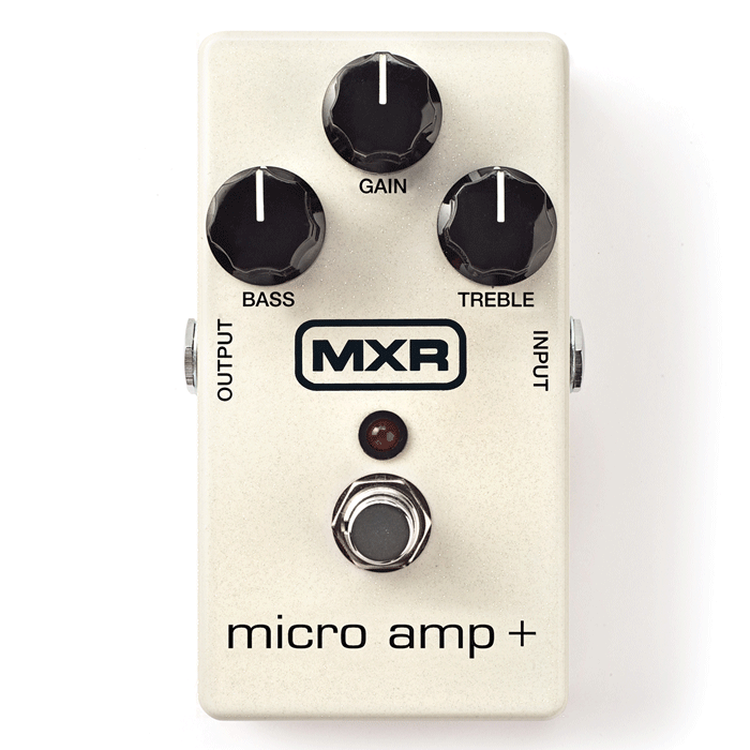 MXR M233 Micro Amp