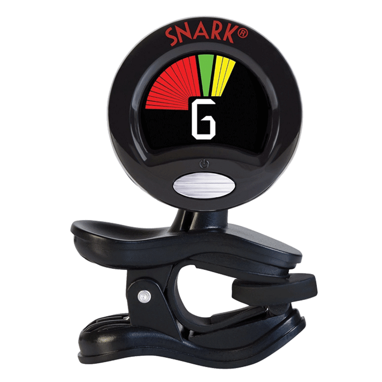 SNARK - Ukulele Clip-On Chromatic Ukulele Tuner