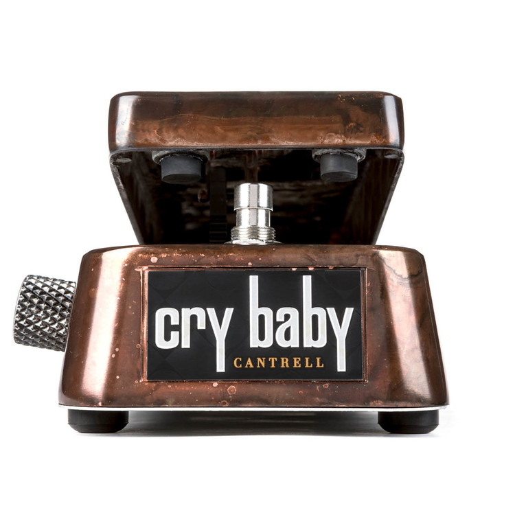 JIM DUNLOP Jerry Cantrell Signature Crybaby Wah Guitar Effect Pedal