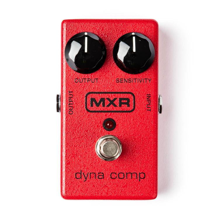 MXR Script Dyna Comp Compressor Guitar Effect Pedal