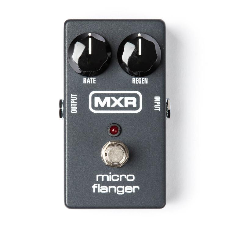 MXR Micro Flanger Guitar Effect Pedal