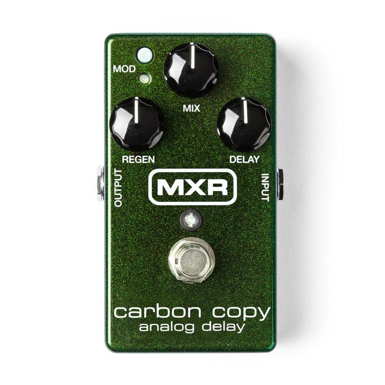 MXR Carbon Copy Analog Delay Guitar Effect Pedal