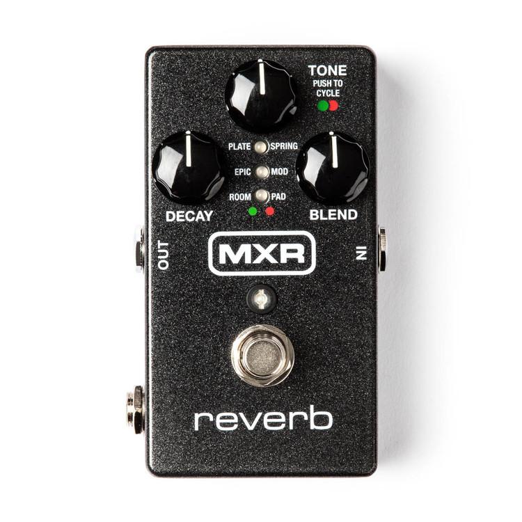 MXR Reverb Guitar Effect Pedal