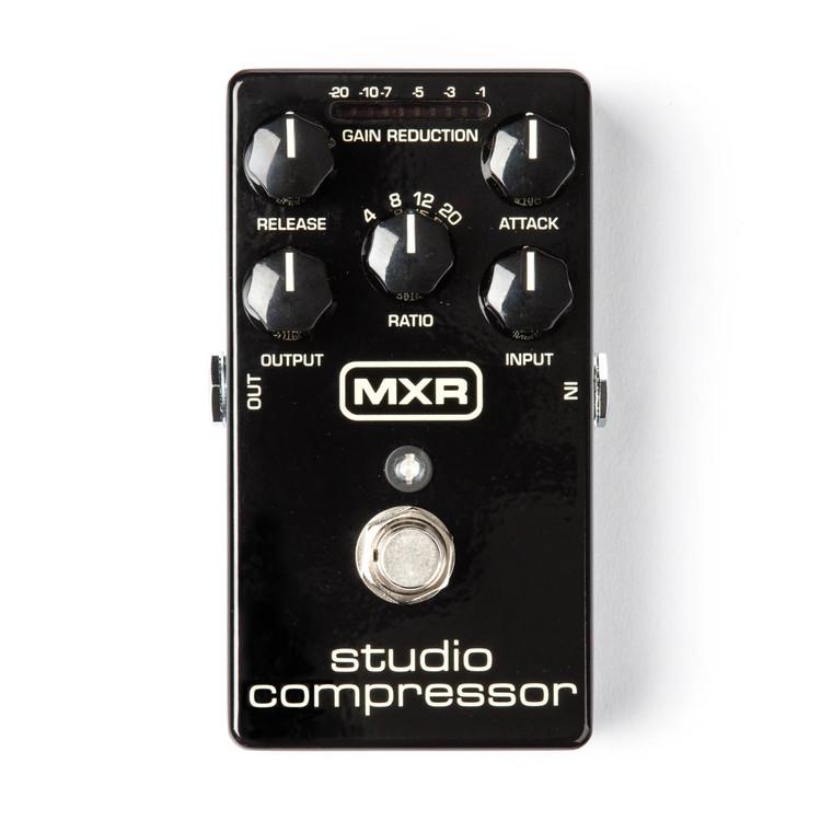 MXR Studio Compressor Guitar Effect Pedal