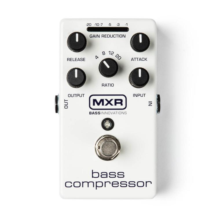MXR Bass Compressor Guitar Effect Pedal