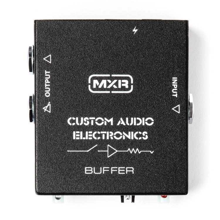 MXR Custom Audio Electronics Custom Shop Buffer Guitar Effect Pedal