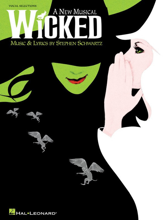 WICKED VOCAL SELECTIONS PVG VOCAL W PIANO ACC SHEET MUSIC BOOK