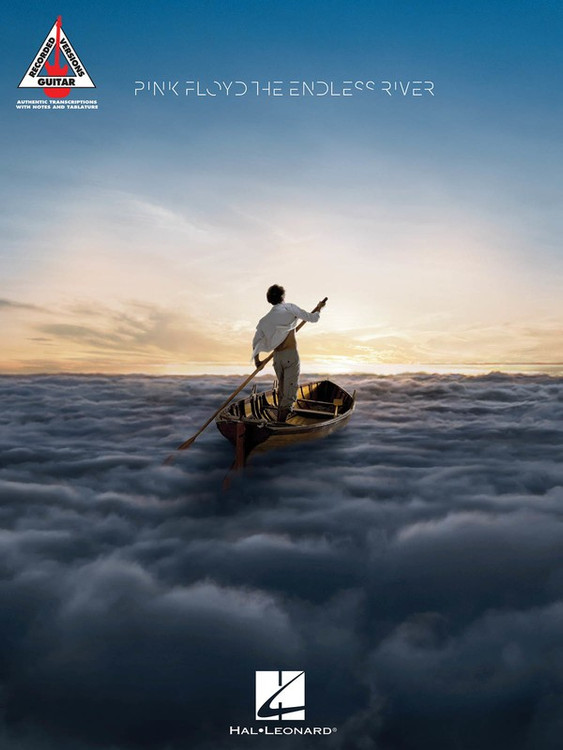 ENDLESS RIVER GTR TAB SHEET MUSIC BOOK