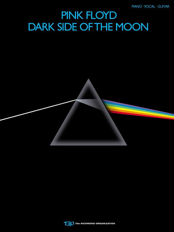 DARK SIDE OF THE MOON PVG SHEET MUSIC BOOK