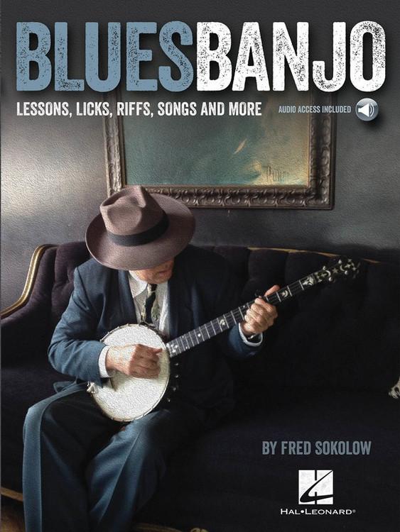 BLUES BANJO SHEET MUSIC BOOK
