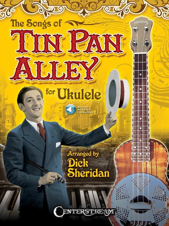 SONGS OF TIN PAN ALLEY UKULELE BK/OLA SHEET MUSIC BOOK