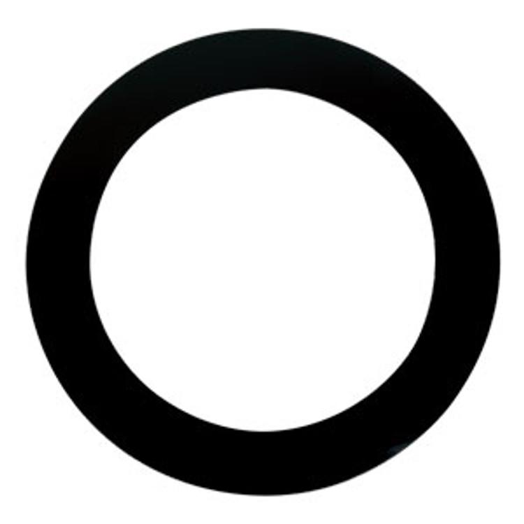 REMO - DynamO Bass drum head hole cutting template
