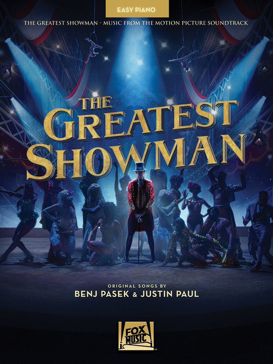 The Greatest Showman Movie- Easy Piano