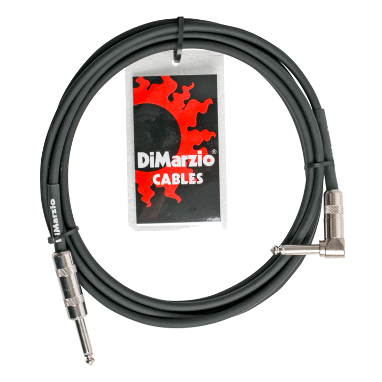 DiMARZIO- American made premium 10 foot pro guitar cable