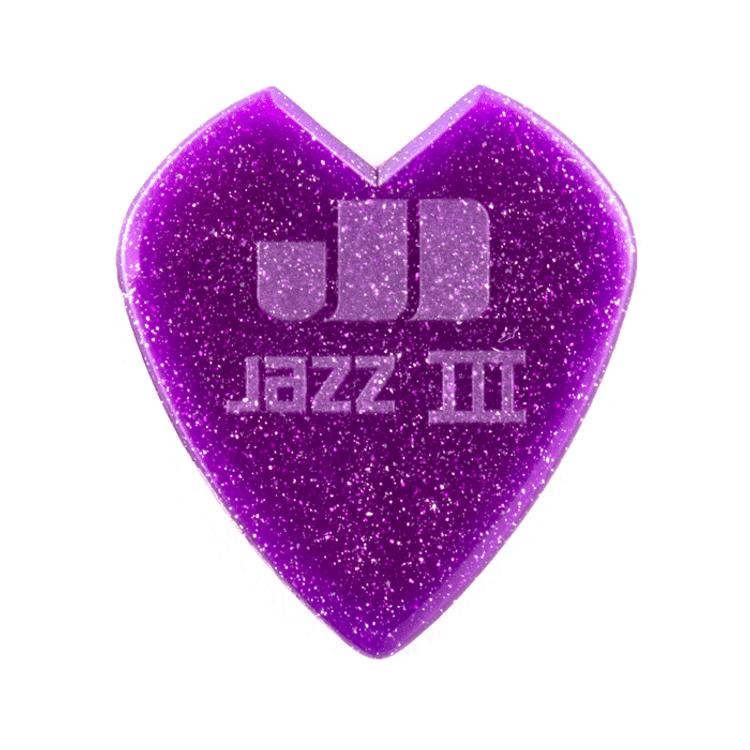 JIM DUNLOP - Kirk Hammett Jazz III Guitar Pick Player's Pack