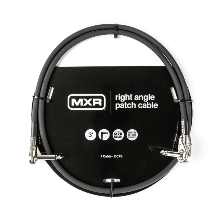 MXR - Guitar Effects Pedal Patch Cable 3 foot