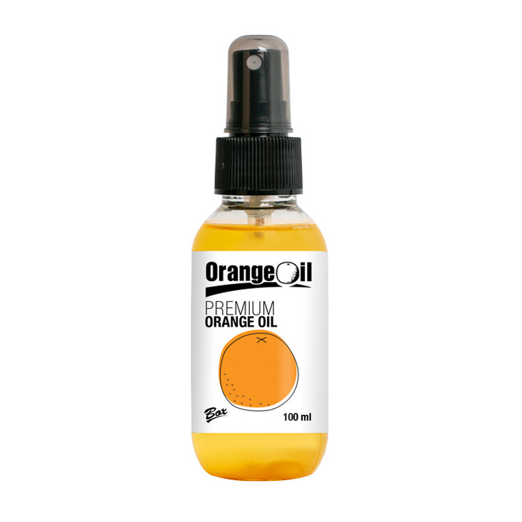ORANGE OIL by Kwikfret - Instument Fret Oil