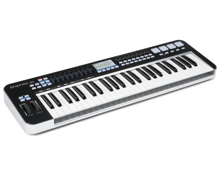 Samson Graphite 49 - USB MIDI Controller-