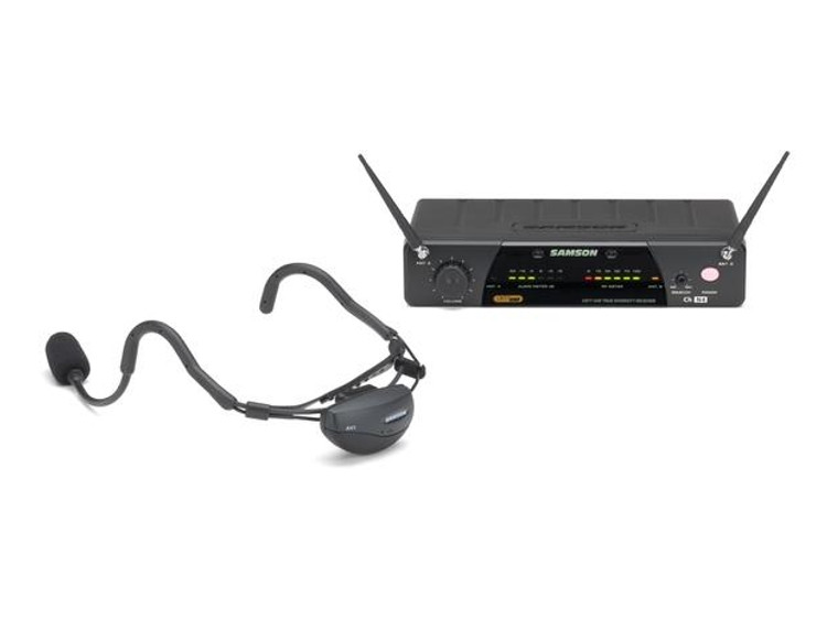 Samson Wireless : Airline77: Headset System N5 Freq 645.500